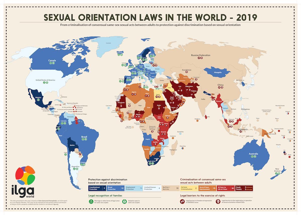 イラン 同性愛者