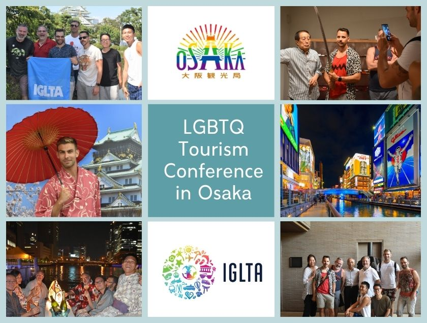 LGBTQ Tourism Conference in Osaka